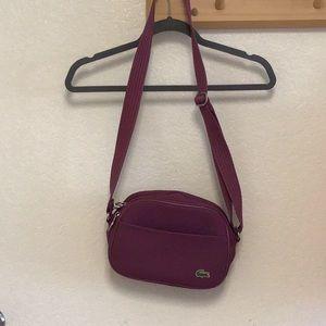 Lacoate purple bag